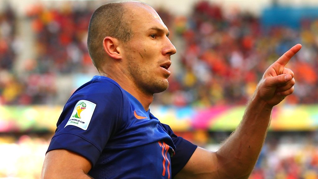 World Cup 2018: Relive all 171 goals from the 2014 tournament