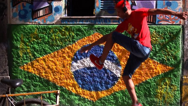BBC Sport's closing World Cup montage