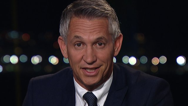 Germany fitting World Cup winners - Lineker