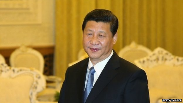 Chinese papers are backing President Xi Jinping to boost cooperation among Brics nations
