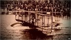 1914 first commerical flight