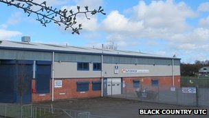 New site for Black Country University Technical College