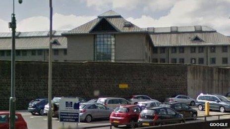 HM Prison Cardiff