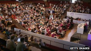 General Synod meets at York University on 14 July 2014