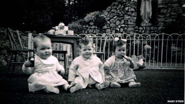 Children at Bessborough House, Co Cork (image courtesy of Mari Steed)