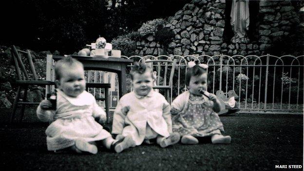 Children at Bessborough House, Co Cork (image courtesy of Mari Steed)