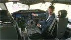 Inside a Boeing 787 Dreamliner