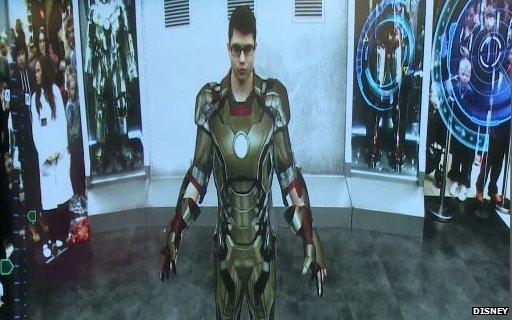 Iron Man campaign