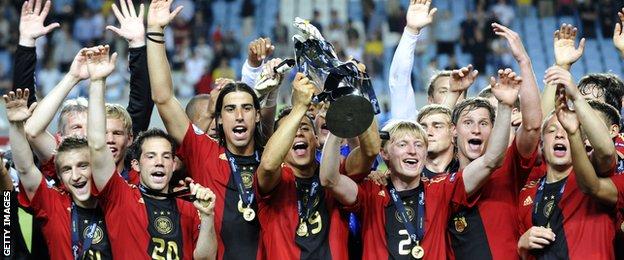 Germany squad