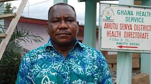 Eddie Ademozoya