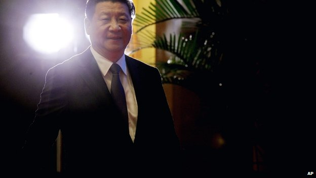 President Xi Jinping is representing China at the Brics summit in Brazil