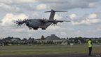 Airbus A400M aircraft