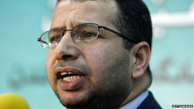 Iraqi MP Salim al-Jabouri