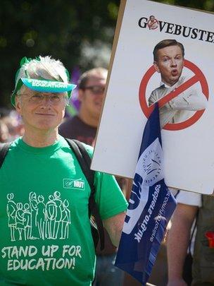 Anti-Gove poster