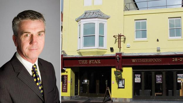 Councillor Wayne Ronayne