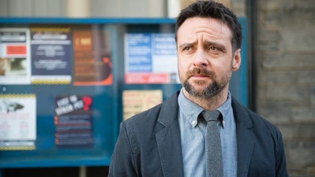 Hinterland, starring Richard Harrington