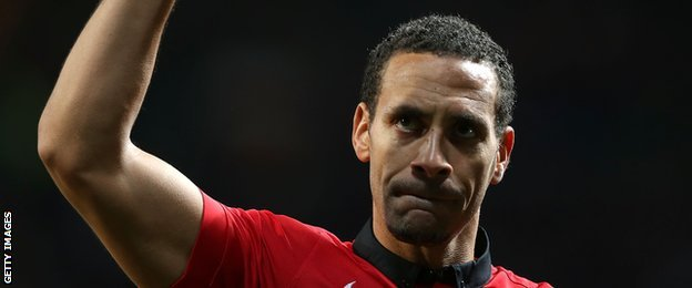 Rio Ferdinand acknowledges United's fans