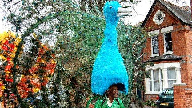 Reading Carnival 2011