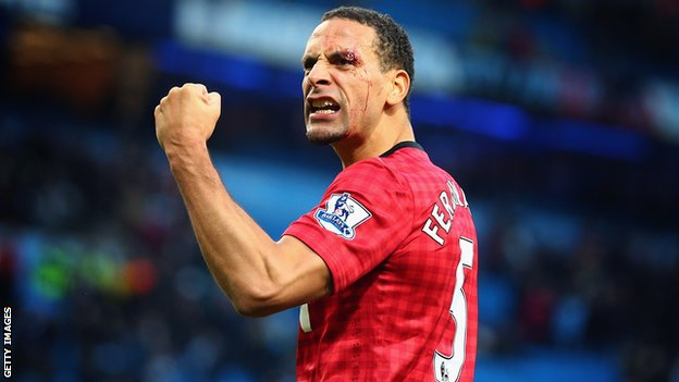 Rio Ferdinand: QPR sign ex-Man Utd and England defender