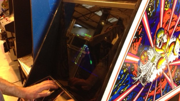 Arcade game, UK Computer Museum