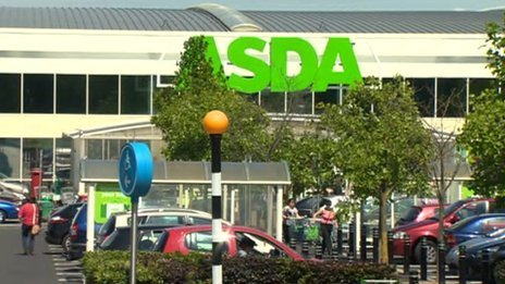 Asda in Wrexham