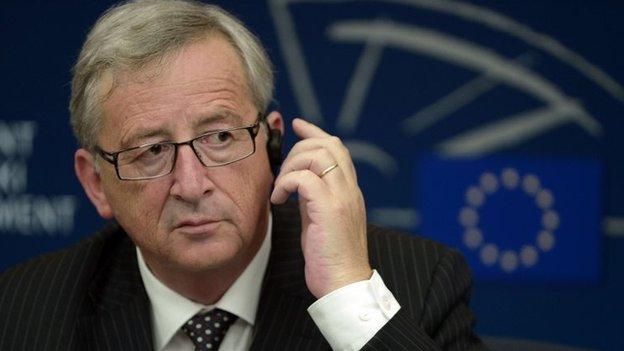 Jean Claude Junkcer