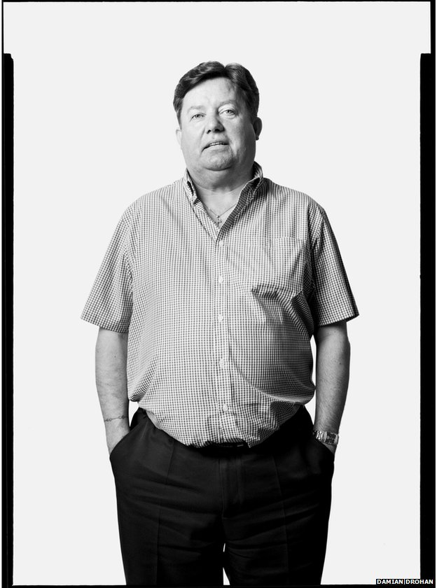 Richard Geoghegan