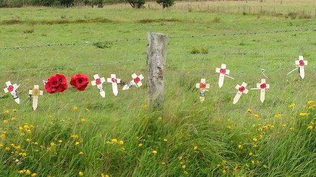 UDR memorial