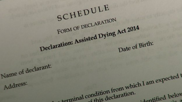 Declaration for Assisted Dying Act 2014