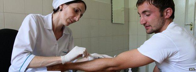 HIV clinics