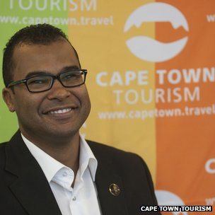 Enver Duminy, Cape Town Tourism