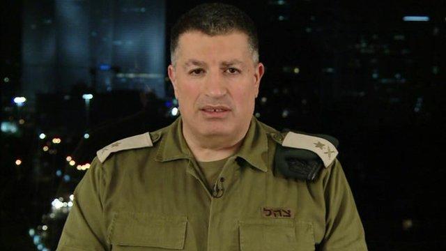 Brig Gen Yoav Mordechai