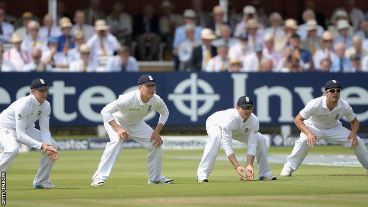 England slips