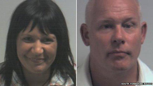 Susan Murphy and James Hinds