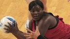 Mary, African Queen of netball