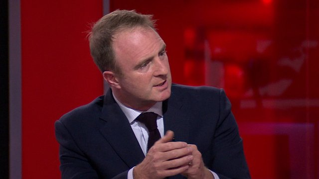 BBC's director of news James Harding