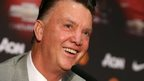 VIDEO: Van Gaal on 'big challenge' ahead
