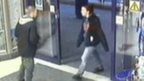 CCTV of Ben Blakeley and Jayden Parkinson