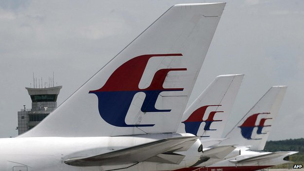 Malaysia airliner crashes in east Ukraine near Russia border _76335302_7m44suel