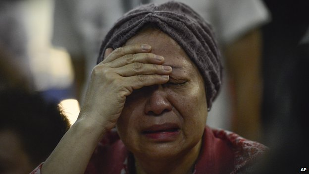 Woman waiting at Kuala Lumpur International Airport