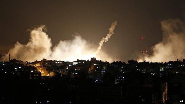 Israel starts ground offensive in Gaza