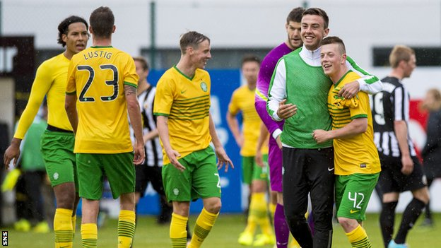 Callum McGregor was the hero for Celtic with a late winner against Reykjavik on Tuesday night