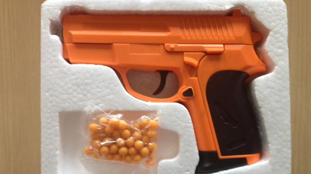 Replica BB gun