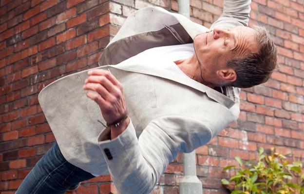 Rick Spencer (Victor Gardener) in Hollyoaks