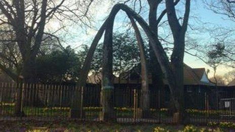 jawbone arch in edinburgh