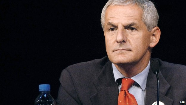 File photo of Joep Lange