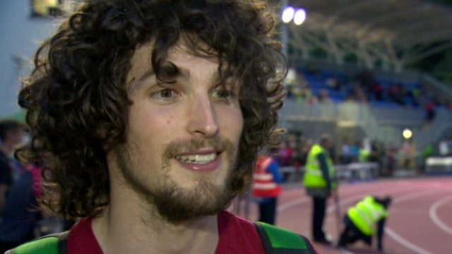 Northern Ireland hurdler Ben Reynolds believes he is coming into good form as the Commonwealth Games approach