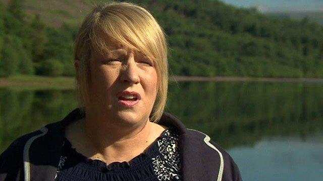 Mother backs reservoir risk campaign