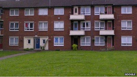 Egerton Street Salford