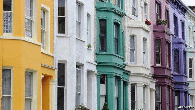 Houses i West London